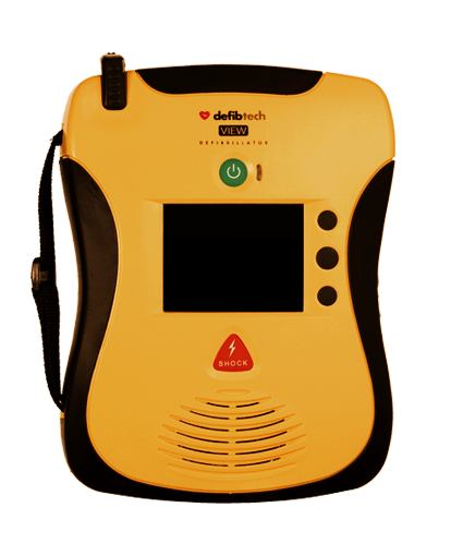 Aed Lifeline View Front