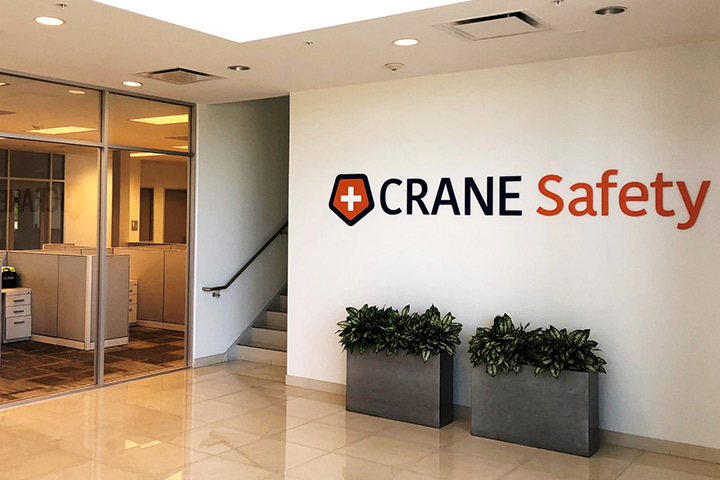 Crane Safety Headquarters Interior View