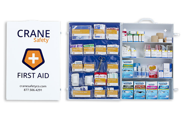 First Aid Ansi B Cabinet